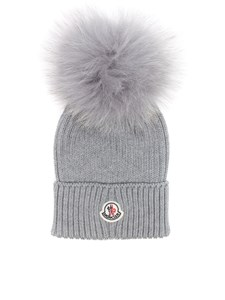 Moncler Jr - Wool cap