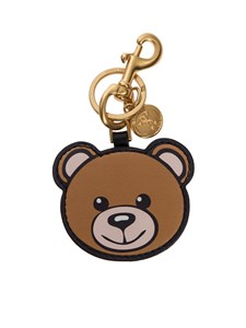 Moschino - Leather keychain