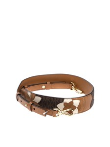Michael Kors - Leather shoulder strap