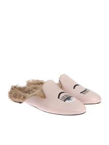 Chiara Ferragni - Eco-leather slippers