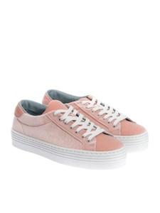 Chiara Ferragni - Velvet sneakers