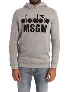 MSGM - Cotton Sweater (Collaboration Diadora)