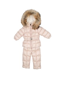 Moncler Jr - New Jerome padded suit