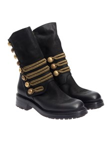 Strategia - Leather boots