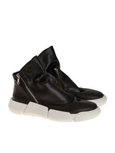 ELENA IACHI - Leather sneakers