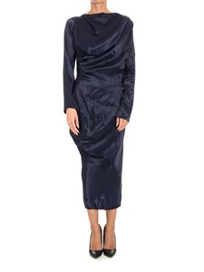 Vivienne Westwood ANGLOMANIA - Draped dress