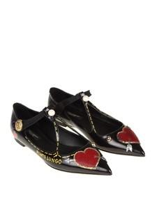 Dolce & Gabbana - Pointy ballerinas