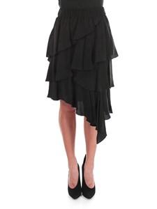 ISABEL MARANT ÉTOILE  - Asymmetric skirt