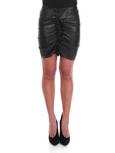 ISABEL MARANT ÉTOILE  - Eco-leather skirt