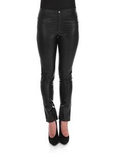 ISABEL MARANT ÉTOILE  - Eco-leather leggings