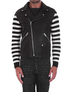 LOEWE - Leather jacket