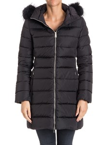 ADD - Hooded down jacket
