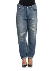 Scotch & Soda - Cotton and linen jeans