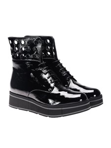 Paloma Barceló - Painted leather boots