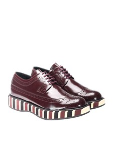 Paloma Barceló - Leather derby shoes