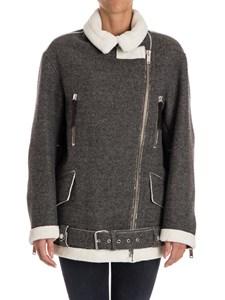 Golden Goose - Wool blend coat