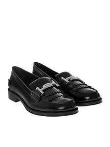 Tod's - Leather moccasins