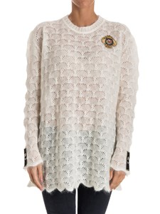 Ermanno Scervino - Mohair sweater
