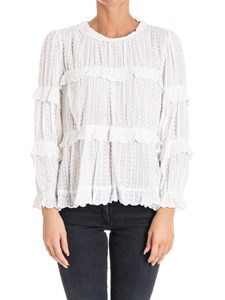 ISABEL MARANT ÉTOILE  - Ykaria blouse