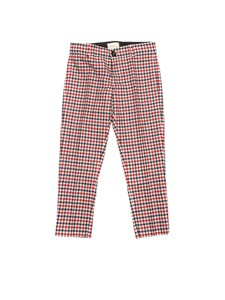 Gucci - Wool blend trousers