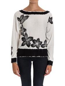 PATRIZIA PEPE - Viscose blend sweatshirt