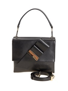 Blumarine - Leather clutch