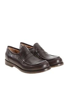 Botti - Leather moccasins
