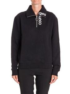 courrèges - Cotton Sweatshirt