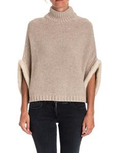 Blumarine - Knitted cape