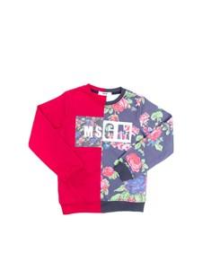 MSGM - Roundneck sweatshirt