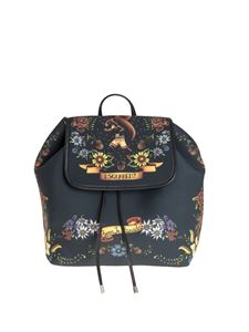 Dsquared2 - Scuba effect fabric backpack