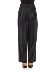 McQ Alexander Mcqueen - Wool blend trousers