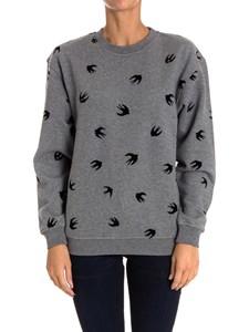McQ Alexander Mcqueen - Cotton sweatshirt