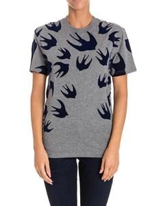 McQ Alexander Mcqueen - Cotton t-shirt
