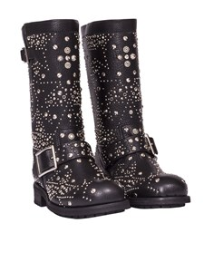 Jimmy Choo - Biker boots