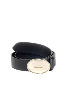 Dsquared2 - Leather belt