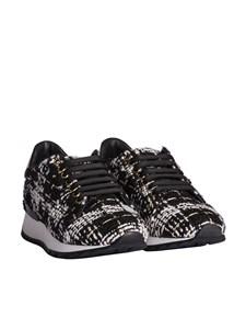 Casadei - Wool sneakers