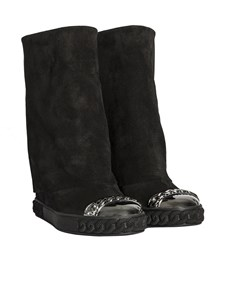 Casadei - Suede boots