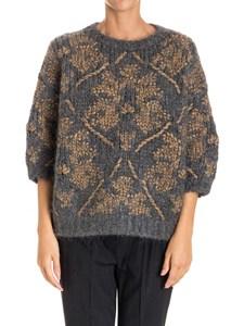 Brunello Cucinelli - Cashmere and mohair sweater