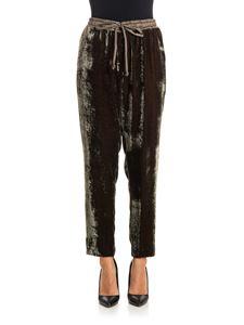 Parosh - Velvet pants