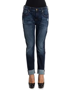 7 for all mankind - Girlfriend Jean jeans