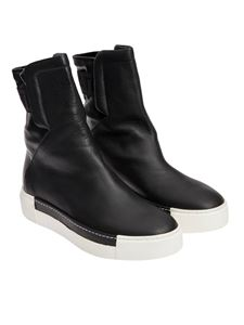 Vic Matiè - Leather ankle boots