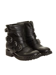 Ash - Leather ankle boots