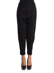 Kubera - Crepe trousers