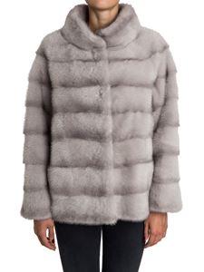 Simonetta Ravizza - Oversize fur jacket