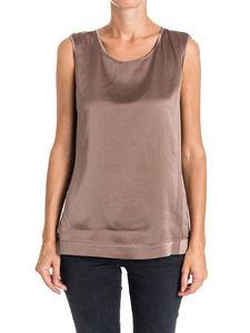Kangra Cashmere - Stretch silk top