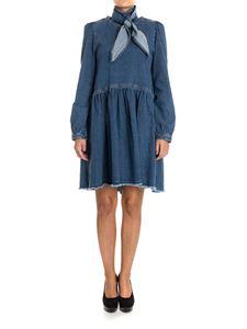 SEMICOUTURE - Denim dress