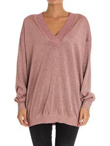 Alberta Ferretti - Lurex sweater