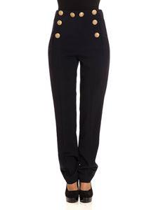 Alberta Ferretti - Wool trousers