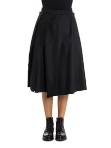 Vivienne Westwood  - Wool and cashmere skirt